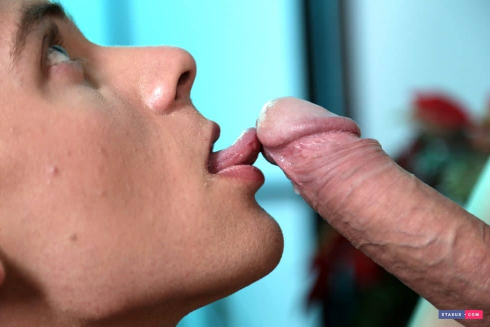 Boy Sucking Cock